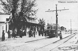 1910-es évek, Cinkota, Szabadság út