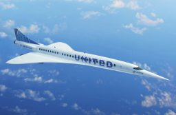 A United szuperszonikus utasszállításokat tervez 2029-re